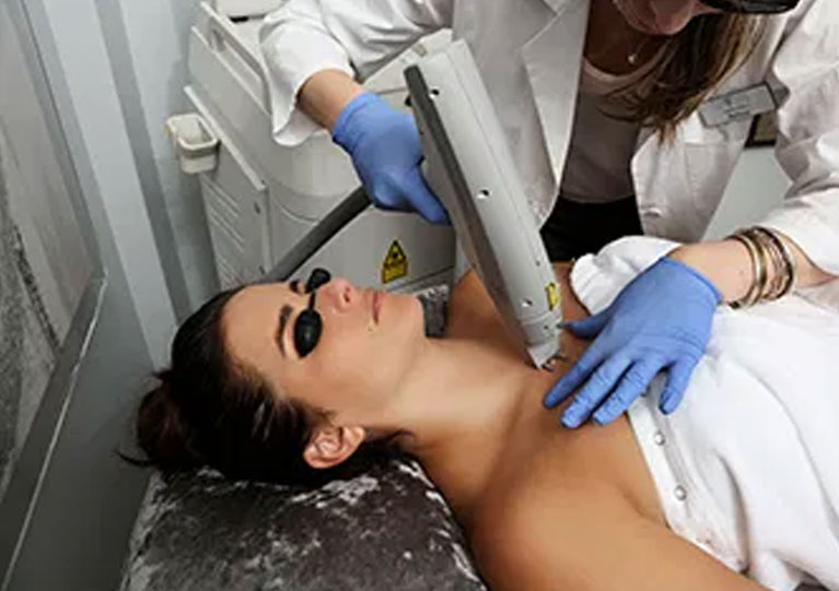 Advanced Facial & Body Treatments